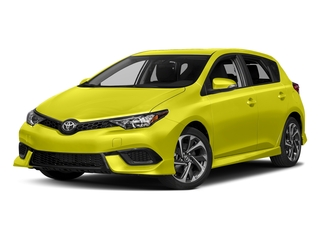 Spring Green 2017 Toyota Corolla iM Pictures Corolla iM Hatchback 5D photos front view