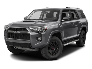 Cement 2017 Toyota 4Runner Pictures 4Runner Utility 4D TRD Pro 4WD V6 photos front view