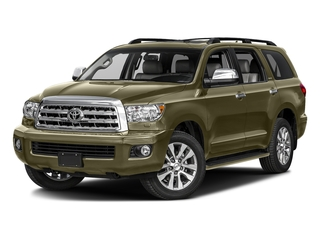 Pyrite Mica 2017 Toyota Sequoia Pictures Sequoia Utility 4D Limited 2WD V8 photos front view