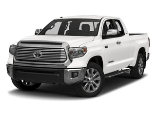 Super White 2017 Toyota Tundra 2WD Pictures Tundra 2WD Limited Double Cab 2WD photos front view