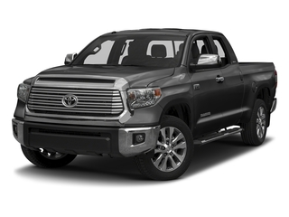 Magnetic Gray Metallic 2017 Toyota Tundra 2WD Pictures Tundra 2WD Limited Double Cab 2WD photos front view