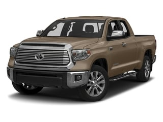 Quicksand 2017 Toyota Tundra 2WD Pictures Tundra 2WD Limited Double Cab 2WD photos front view