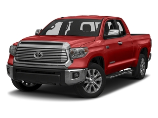 Inferno 2017 Toyota Tundra 2WD Pictures Tundra 2WD Limited Double Cab 2WD photos front view