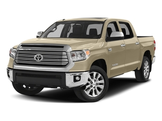 Quicksand 2017 Toyota Tundra 4WD Pictures Tundra 4WD Limited CrewMax 4WD photos front view