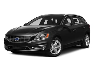 Black Stone 2017 Volvo V60 Pictures V60 Wagon 4D T5 Platinum AWD Turbo photos front view