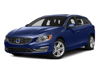 Magic Blue Metallic 2017 Volvo V60 Pictures V60 Wagon 4D T5 Platinum AWD Turbo photos front view