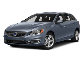Mussel Blue Metallic 2017 Volvo V60 Pictures V60 Wagon 4D T5 Platinum AWD Turbo photos front view