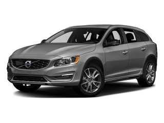 Osmium Grey Metallic 2017 Volvo V60 Cross Country Pictures V60 Cross Country Wagon 5D T5 Platinum AWD I4 Turbo photos front view