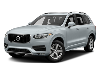 Ice White 2017 Volvo XC90 Pictures XC90 Util 4D T5 Momentum AWD I4 Turbo photos front view