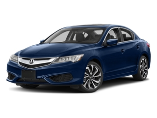 Catalina Blue Pearl 2018 Acura ILX Pictures ILX Special Edition Sedan photos front view