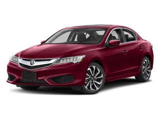 San Marino Red 2018 Acura ILX Pictures ILX Special Edition Sedan photos front view