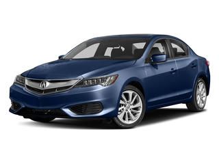 Catalina Blue Pearl 2018 Acura ILX Pictures ILX Sedan w/AcuraWatch Plus photos front view