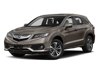 Kona Coffee Metallic 2018 Acura RDX Pictures RDX Utility 4D Advance 2WD V6 photos front view