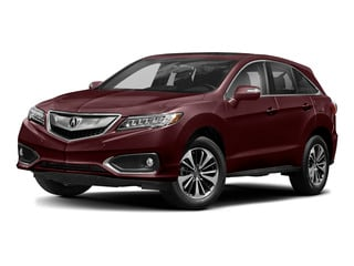 Basque Red Pearl II 2018 Acura RDX Pictures RDX AWD w/Advance Pkg photos front view