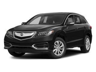 Crystal Black Pearl 2018 Acura RDX Pictures RDX AWD w/Technology/AcuraWatch Plus Pkg photos front view