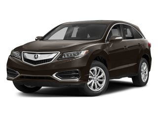 Kona Coffee Metallic 2018 Acura RDX Pictures RDX AWD w/Technology/AcuraWatch Plus Pkg photos front view