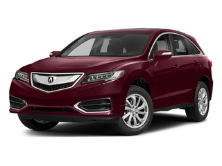 Basque Red Pearl II 2018 Acura RDX Pictures RDX AWD w/Technology/AcuraWatch Plus Pkg photos front view