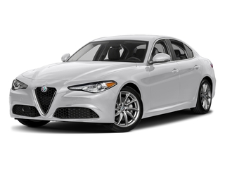 Alfa White 2018 Alfa Romeo Giulia Pictures Giulia Ti AWD photos front view