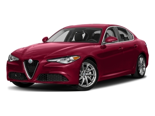 Monza Red Metallic 2018 Alfa Romeo Giulia Pictures Giulia Ti AWD photos front view