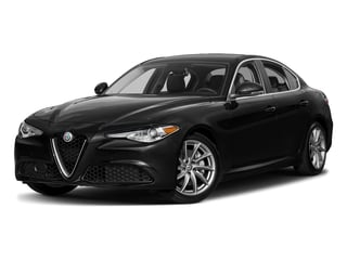 Alfa Black 2018 Alfa Romeo Giulia Pictures Giulia Ti AWD photos front view
