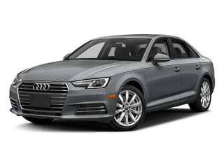 Monsoon Gray Metallic 2018 Audi A4 Pictures A4 2.0 TFSI ultra Tech Premium Plus S Tronic FWD photos front view