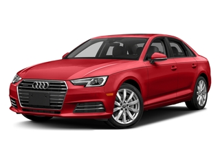 Matador Red Metallic 2018 Audi A4 Pictures A4 2.0 TFSI ultra Tech Premium Plus S Tronic FWD photos front view