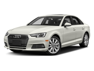 Ibis White 2018 Audi A4 Pictures A4 2.0 TFSI Premium Plus Manual quattro AWD photos front view