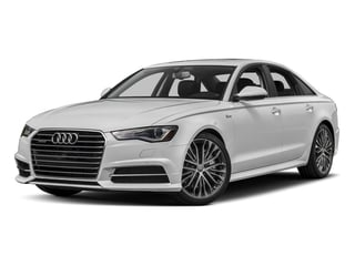 Glacier White Metallic 2018 Audi A6 Pictures A6 Sedan 4D 2.0T Sport photos front view