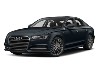 Moonlight Blue Metallic 2018 Audi A6 Pictures A6 2.0 TFSI Premium Plus FWD photos front view