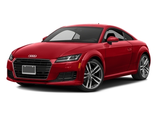 Tango Red Metallic 2018 Audi TT Coupe Pictures TT Coupe 2.0 TFSI photos front view