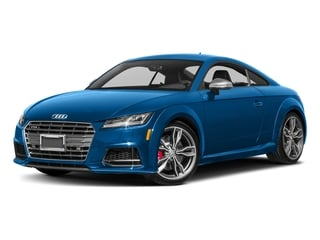 Ara Blue Crystal Effect 2018 Audi TTS Pictures TTS 2.0 TFSI photos front view