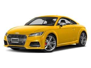 Vegas Yellow 2018 Audi TTS Pictures TTS 2.0 TFSI photos front view