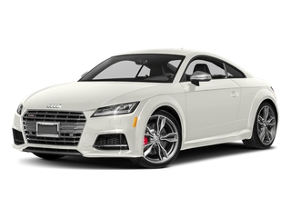 Ibis White 2018 Audi TTS Pictures TTS 2.0 TFSI photos front view