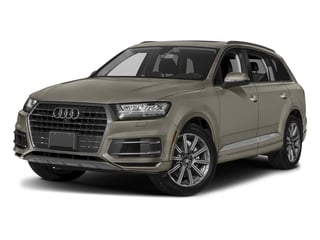 Cobra Beige Metallic 2018 Audi Q7 Pictures Q7 3.0 TFSI Prestige photos front view