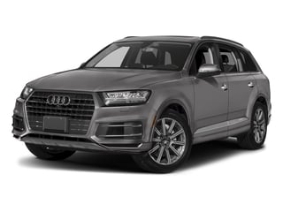 Graphite Gray Metallic 2018 Audi Q7 Pictures Q7 2.0 TFSI Premium Plus photos front view