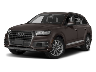 Argus Brown Metallic 2018 Audi Q7 Pictures Q7 2.0 TFSI Premium Plus photos front view