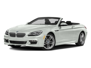 Alpine White 2018 BMW 6 Series Pictures 6 Series 650i xDrive Convertible photos front view
