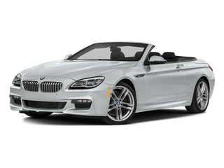 Glacier Silver Metallic 2018 BMW 6 Series Pictures 6 Series 650i xDrive Convertible photos front view