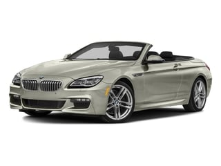 Moonstone Metallic 2018 BMW 6 Series Pictures 6 Series 650i xDrive Convertible photos front view