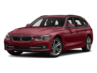 Melbourne Red Metallic 2018 BMW 3 Series Pictures 3 Series 328d xDrive Sports Wagon photos front view