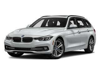 Glacier Silver Metallic 2018 BMW 3 Series Pictures 3 Series 328d xDrive Sports Wagon photos front view