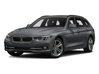 Mineral Gray Metallic 2018 BMW 3 Series Pictures 3 Series 328d xDrive Sports Wagon photos front view