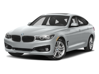 Glacier Silver Metallic 2018 BMW 3 Series Pictures 3 Series 340i xDrive Gran Turismo photos front view