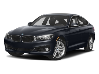 Imperial Blue Metallic 2018 BMW 3 Series Pictures 3 Series 340i xDrive Gran Turismo photos front view