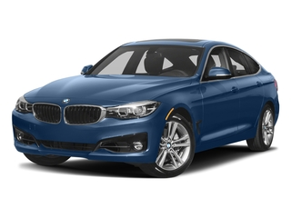 Estoril Blue Metallic 2018 BMW 3 Series Pictures 3 Series 340i xDrive Gran Turismo photos front view