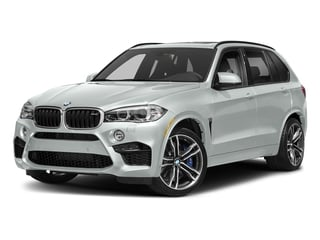 Silverstone Metallic 2018 BMW X5 M Pictures X5 M Utility 4D M AWD photos front view