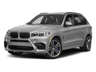 Donington Gray Metallic 2018 BMW X5 M Pictures X5 M Utility 4D M AWD photos front view