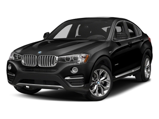 Jet Black 2018 BMW X4 Pictures X4 Utility 4D 28i AWD photos front view
