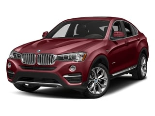 Melbourne Red Metallic 2018 BMW X4 Pictures X4 Utility 4D 28i AWD photos front view