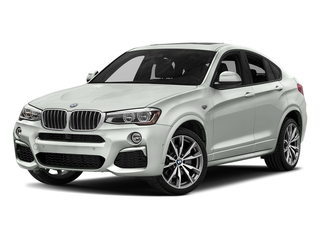 Alpine White 2018 BMW X4 Pictures X4 M40i Sports Activity Coupe photos front view